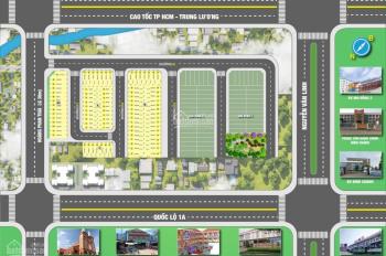 Mở bán giai đoạn 1 - 17 nền SHR, mặt tiền Hoàng Phan Thái chỉ 28tr/m2, dự án cực hot LH: 0932789575