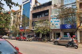 Nhà 5 tầng mặt phố Trần Nhân Tông, thuê 33 triệu, xấp xỉ 5m mặt tiền