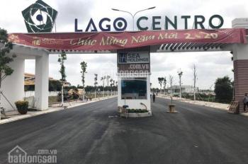 Chính chủ bán nền dự án Lago Centro có sổ đỏ giao ngay. Giá 980tr mua ngay bớt liền ngay cổng dự án