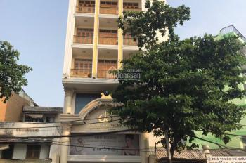 Bán tòa nhà hầm 7 tầng tại trung tâm Quận 3 Nguyễn Phúc Nguyên, DT: 8x14m, HĐT 2tỷ/năm, giá 57 tỷ
