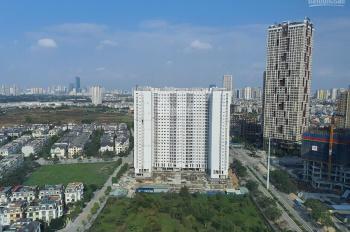 Bán căn hộ 2PN full nội thất Hà Đông, giá 1 tỷ 670 bao phí, view nội khu, cách Mỹ Đình 3km