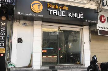 Cho thuê nhà mặt phố Lê Văn Thiêm