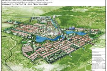 Chính chủ cần bán đất liền kề Thanh Hà A1.2 Lk10 ô góc vườn hoa dt 96m2 giá rẻ đầu tư lh 0978833816