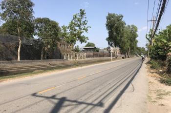 Bán đất thổ vườn đường Long Thuận P. Long Phước, phù hợp làm nhà vườn đất giáp sông và giáp rạch