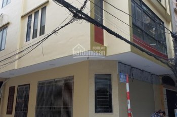 Nhà ngõ 42 phố Trần Cung, Diện tích 55m2 x 3,5 tầng, ngõ rộng 2 ô tô tránh nhau.