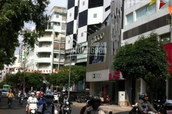 Cho thuê tòa nhà Vp Nguyễn Đình Chiểu ngay Hoàng Sa, P.ĐK,  300m2, 1 trệt 4 lầu mới 100%,