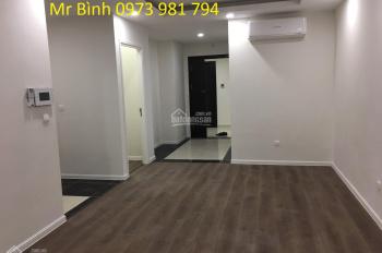 Cho thuê căn hộ tòa A, C, D, chung cư 423 Minh Khai, tầng cao, view đẹp, MTG