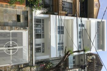 Cho thuê nhà 3 lầu phường 13, Bình Thạnh. MT đường Bình Lợi 20m diện tích 4 x 20 x 3 lầu.