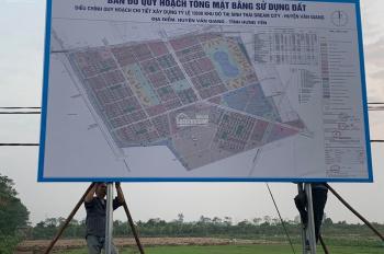 Bán đất đấu giá Lê Cao xã Nghĩa Trụ 2 lô góc, giáp dự án