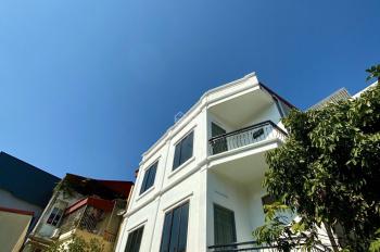 Bán nhà lô góc 50m2x3T thiết kế hiện đại cuối đường Bà Triệu, H.Đông,3.1 tỷ, ảnh thật.0985411194