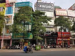 Bán nhà mặt phố Hoàng Cầu, 240m, mặt tiền 8m, kinh doanh đỉnh, giá 64 tỷ