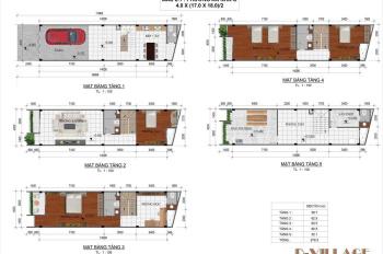 Bán nhà mặt tiền QL13,kế vạn phúc,giá 6.5 tỷ/căn,sổ ring,công chứng ngay