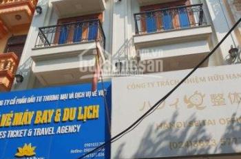 Bán Nhà Mặt phố Lý Nam Đế 61m2 5 Tầng 7.2m mặt tiền Kinh Doanh đẹp Giá 38 tỷ