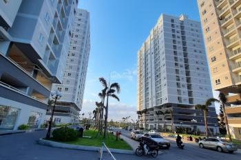 Cho thuê căn 82m2, 3PN, 2WC view hồ bơi, nhận mới 100%, giá 6.5 triệu/tháng, LH: 0985034547