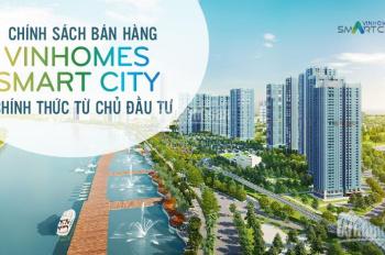 Vinhomes Smart City Tây Đại Mỗ - bảng giá cập nhật hàng ngày - trực tiếp từ CĐT - Sơn Vinhomes
