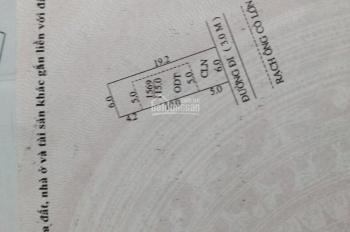 Bán đất quận Cái Răng Cần Thơ 115m2 giá 950tr
