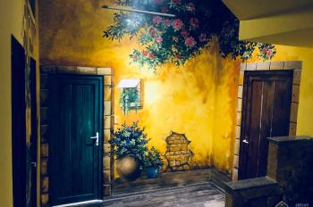 Cho thuê Nhà 3,5 tầng mặt đường Tố Hữu vị trí gần ngã tư trần đức thảo