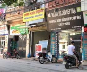 Bán nhà đất mặt phố Định Công Thượng, DT 40,1m2+8,4m2 lưu không đã có nhà cấp 4, kinh doanh cực tốt