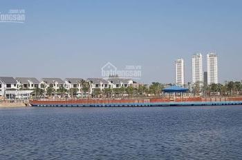 Bán BT lô góc mặt hồ KĐT Dương Nội - Nam Cường đẹp nhất dự án, ngay cạnh Aeon Mall. 0985242709