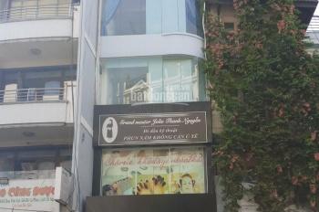Hàng đầu tư - bán nhà MT Rạch Bùng Binh, Q3, DT 4,2x13,5m, 1 trệt 4 lầu, HĐ thuê net 60tr, 20 tỷ TL