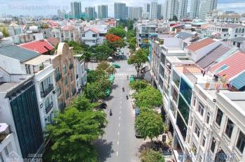 Cần bán lô đất mặt tiền đường Cao Triều Phát, Hưng Gia, Quận 7, 6x18.5m, hướng Nam. Giá bán 26.8 tỷ