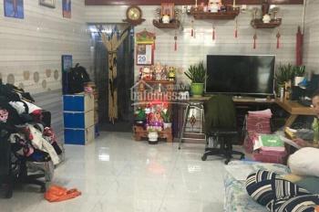 MT KInh doanh đường Huynh Tấn Phát. gần ngay ngã 3 cây lơn. nhà  cấp 4 co gác, DT : 62m2 giá 2ty380