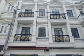 Nhà 1 trệt 2 lầu 4.5x14m, Nguyễn Ảnh Thủ, ngã 3 Nước Đá, Q12