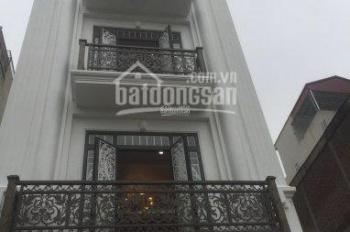 Cần bán gấp nhà ngay đường Trần Hữu Dực, 4 tầng cách 10m đường ôtô 2.25 tỷ, LH 0369025059