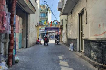 Nhà ngay cầu Nguyễn Văn Cừ nhà nở hậu và cách mặt tiền đường đúng 3 căn. Giá 3 Tỷ 3