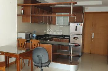 Cho thuê 2PN Saigon Pearl full nội thất giá rẻ nhất thị trường 17,5tr/th, view sông. LH: 0948123911