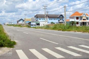 Ngân hàng thanh lý đất nền kinh doanh buôn bán xây trọ được khu vực Bình Chánh có sổ hồng