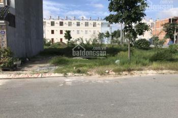 Bán gấp nền đất thổ cư 5x22m đường nhựa 20m, đối diện trường học. LH 0902313348