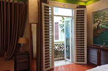 Cho thuê căn hộ full nội thất trong biệt thự mini cao cấp chợ Tân Định Quận 1
