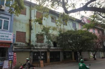 Cho thuê 3 nhà mặt phố B59 Khương Trung, Thanh Xuân, HN. Diện tích 1000m2 căn 3 tầng, 200 ngh/m2/th