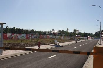 Đất dự án Bonito Residence, sau bệnh viện huyện Củ Chi, sổ hồng riêng từng nền