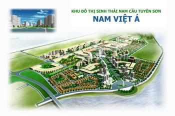 Bán đất Nam Việt Á, đường Mỹ Đa tây , đường 5,5 mét giá 3 tỷ