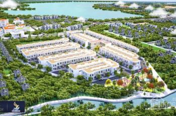 Bán đất nền nằm giữa long mạch hồ Đá Bàn