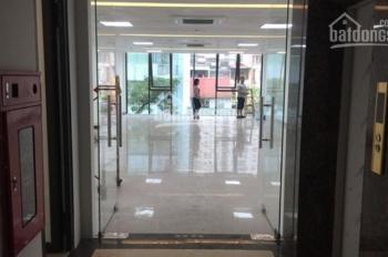 Cho thuê nhà mặt phố Nguyễn Tuân, vị trí đẹp, khu nhiều văn phòng; LH 0987074884