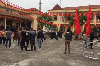 Bán đất đấu giá mặt tiền Quốc Lộ 39A, xã Liên Hiệp, huyện Hưng Hà
