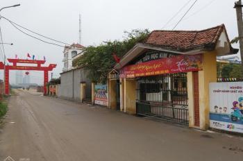 Chính chủ cần bán Nhà  cấp 4 tại Yên Vĩnh Kim Chung Hoài Đức.Dt: 56m2, ngõ taxi chạy qua.