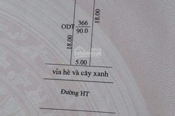 90m2 đất khu đô thị Hành Lạc hướng Nam, kinh doanh buôn bán cực tốt giá đầu tư