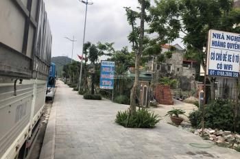 Bán lô đất mặt tiền đường 18 mới, gần cổng Tuần Châu