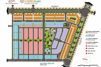 Duy nhất 63 căn nhà mặt phố cuối cùng! Dự án hot nhất thị trường, Centa city VSiP, LH 0376946004