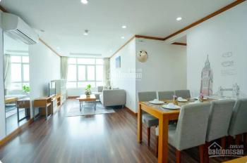 Cho thuê căn hộ Hoàng Anh Gia Lai, 3 phòng ngủ, full nội thất, khách hàng xách vali vào ở