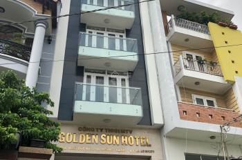Bán khách sạn mini đường Bàu Cát, ngang 4m sâu 18m, có 12 phòng đang kinh doanh, 4 phòng để ở