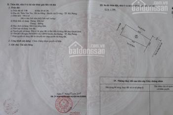 Bán đất khu chung cư Bến Thóc, Vân Tra, An Đồng