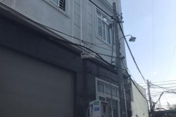 Bán nhà Quận 6 49m2 1 trệt 3 lầu, Tân Hòa Đông. LH 0778.778.105
