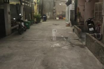 Bán nhà hẻm Phan Văn Hớn, P. Tân Thới Nhất, Q12