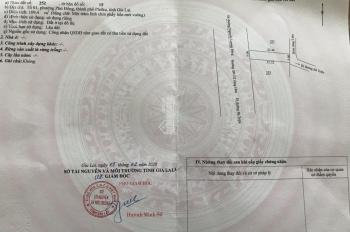 Kẹt tiền bán đất 2 mặt tiền suối Hội Phú