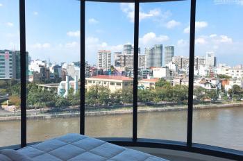 Căn góc cho thuê nhanh với 3 pn, nội thất đẹp, hướng view sông - lầu thấp - phù hợp GĐ có con nhỏ